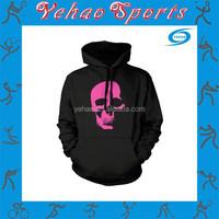 2015 new fashion custom design plus size sports man hoody jacket