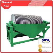 Hot sales high efficient iron ore magnetic separator machine