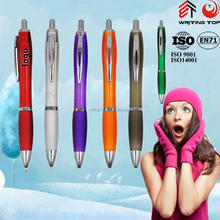 Various kinds office and school pens supplies
