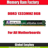 China computer lots for sale brand name ram ddr3 8gb 1333 memory