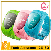 3g mini personal gps tracker watch/bracelet tracker small kids gps tracker with android app tracking and sos emergency call