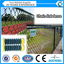 Galvanized chain link fence/school fence/playground fence