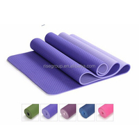 Pilates reformer equipment:tpe used gym mats for sale supply in China