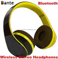 Popular In Africa Market Sport Bluetooth Headphones Mic FM For Phone