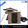 Aussie style truck roof top tent with fox awning