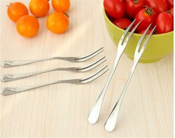 2015 Latest High Quality Stainless Steel Fruit Fork