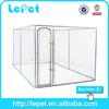 For AUS market chain link dog kennel/enclosure for dog/large dog kennel