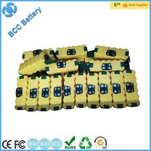 Sweeper vacuum cleaner 14.4v nimh battery pack