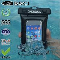 2015 amazing waterproof phone case with earphone