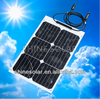 High efficiency 18w to 300w solar panel with frame and MC4 connector SN-H18W