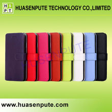 High Quality Factory Price Selling On Line Leather Wallet Mobile Phone Case