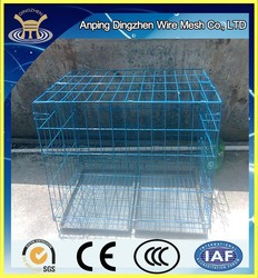 2015 China Best Selling Cheap Folding Dog Cage Prices