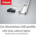 novo produto de perfil de alumínio caixa led mesa de perfil de alumínio perfil de alumínio led fornecedor