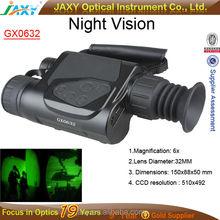 Gx0632 6 * 32 Laser Monocular IR day night vision binocular