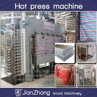Hydraulic pressing machine 500t / Hydraulic plywood hot press machine/Plywood machine