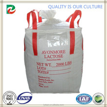 High quality food grade bulk bag for sugar with liner and printing