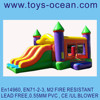 hot sell design inflatable bouncer for adult/giant inflatable bouncer with slide