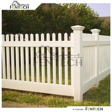 Uv Protected Garden Fence Plastic , Residential Fence