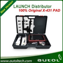 Universal Launch X431 Scanner X-431 PAD Car Diagnostic Tool Wholesale from Authorized Distributor with Certificates