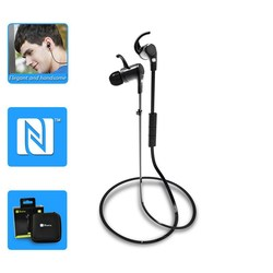 Best NFC V4.0 Sports Wireless Bluetooth Headphones for TV-Maggie