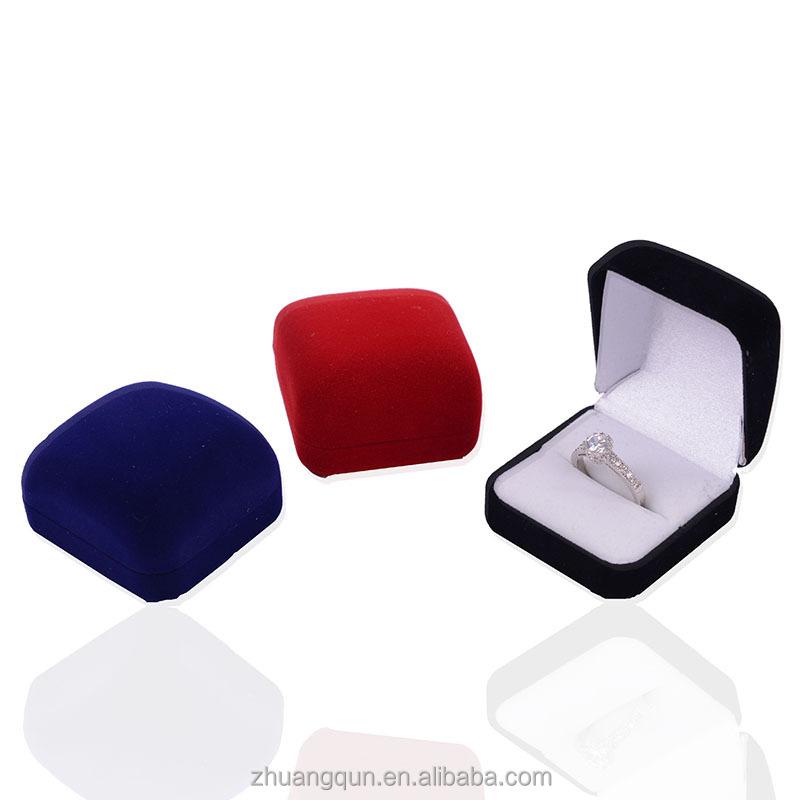 바닥 가격 패션과 일치 보석 디스플레이 케이스, 링 표시 상자