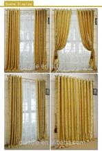 De alta calidad del hotel habitación sombra de la cortina blackout cortinas wy262-3