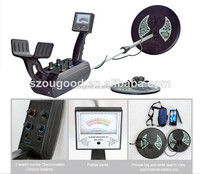 MD-5008 Underground gold Metal Detector with 2 coils and 6.99khz