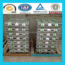 Aluminum Ingots for remelting