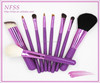 Fashion New cosmetic makeup brush set 9pcs cosmeitc brush makeup set