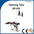 mesa de operaciones para la sala de operaciones