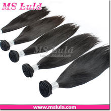 posh virgin cheap human hair bundles custom design straight black weave human hair
