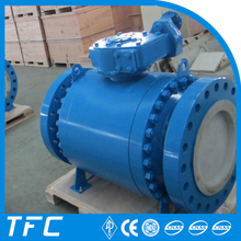 carbon steel 3pc forged ball valve