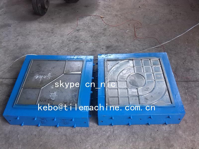 Kb125e Automatic Concrete Floor Tile Making Machine Buy Floor Tile