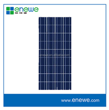 18v 36cell cheap price 150w polycrystalline silicon solar panel photovoltaic