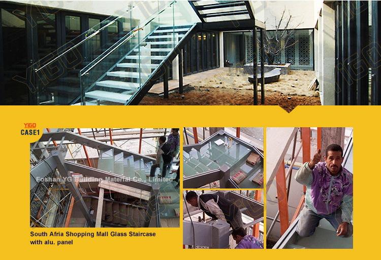 Escalera de hierro forjado diseño/acero escalera de madera/casa ...