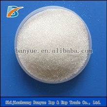 Silica glass sand for glass production