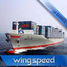 Container Shipping from Shanghai Ningbo Shenzhen Guangzhou China to Sydney Melbourne Brisbane Fremantle Adelaide Australia