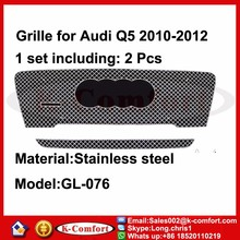 KCOMFORT Steel griile car auto parts and accessory front car grill for audi q5 front grill 2010-2012