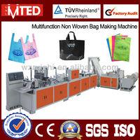 Non Woven Fabric Bag Machine/Nonwoven Fabric Bag Making Machine/PP Fabric Bag Machine