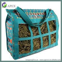 Stable Top Load Hay Bag Tote Horse Tack