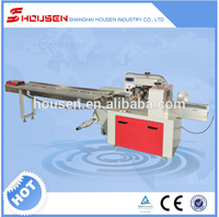 High Quality Automatic Organic Vegetable Fruit Pillow Packing Machine