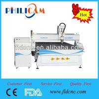 China high accuracy Jinan lifan PHILICAM 1325 cnc mini wood lathe