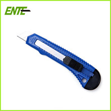 Sliding Folding Cutter Plastic Box Cutters Retractable Snap-OFF High Carbon Steel Utility Knife