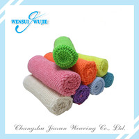 China supplier microfiber face towel wedding souvenir with high quality