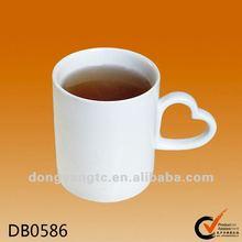 Customized logo eco friendly blank ceramic coffee mugs