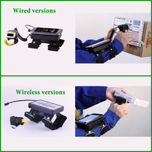 Pos qr code scanner 2d ring scanner FS02 with data terminal ,pdf417 barcode scanner for mobile phone, android devices