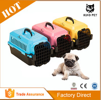 2015 transport boxes for dogs and cats pet carrier with wheels