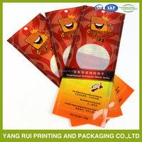 frozen chicken plastic vacuum packaging bags for food