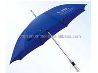 honsen zhengjiang high quality 3 folding color changeable umbrella