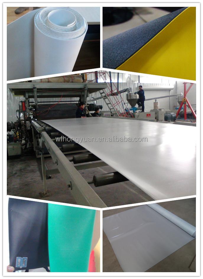 Sika Quality Pvc Roofing Membrane Very Soft Pvc